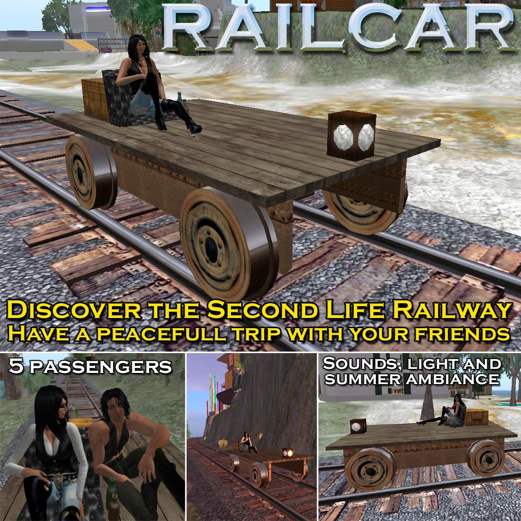 Z-Boutique: Railcar
