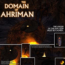 The Domain of Ahriman