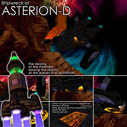 Shipwreck at Asterion-D
