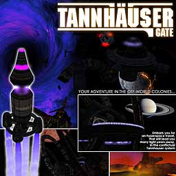 Tannhauser Gate