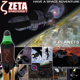ZETA Spacecraft