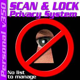 Scan & Lock - Privacy System