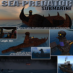 Submarine: Sea-Predator
