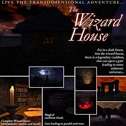 The Wizard House