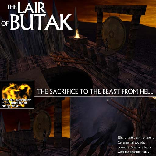 The Lair of Butak