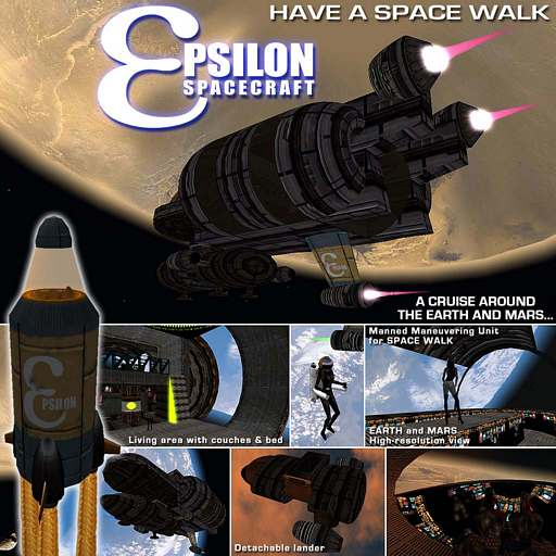 EPSILON Spacecraft