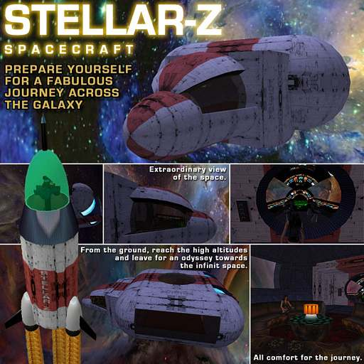 STELLAR-Z Spacecraft