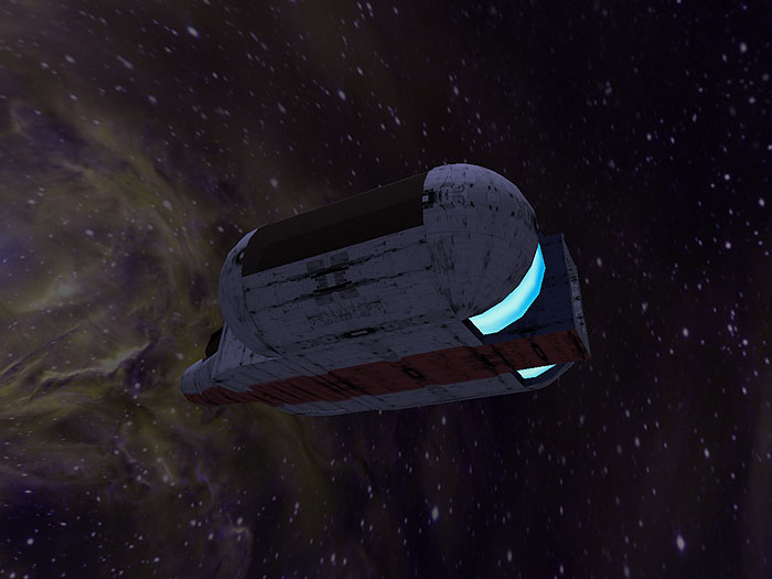 STELLAR-Z Spacecraft photo 2