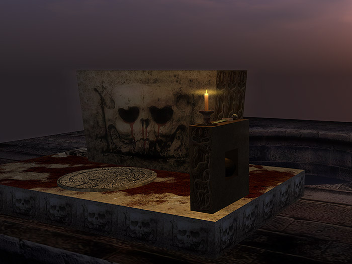 Sacrificial Altar - Animated Component Kit photo 2