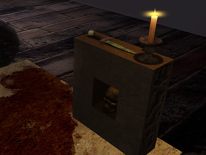 Sacrificial Altar - Animated Component Kit photo 3