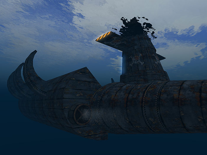 Sous-marin : Sea-Predator photo 4