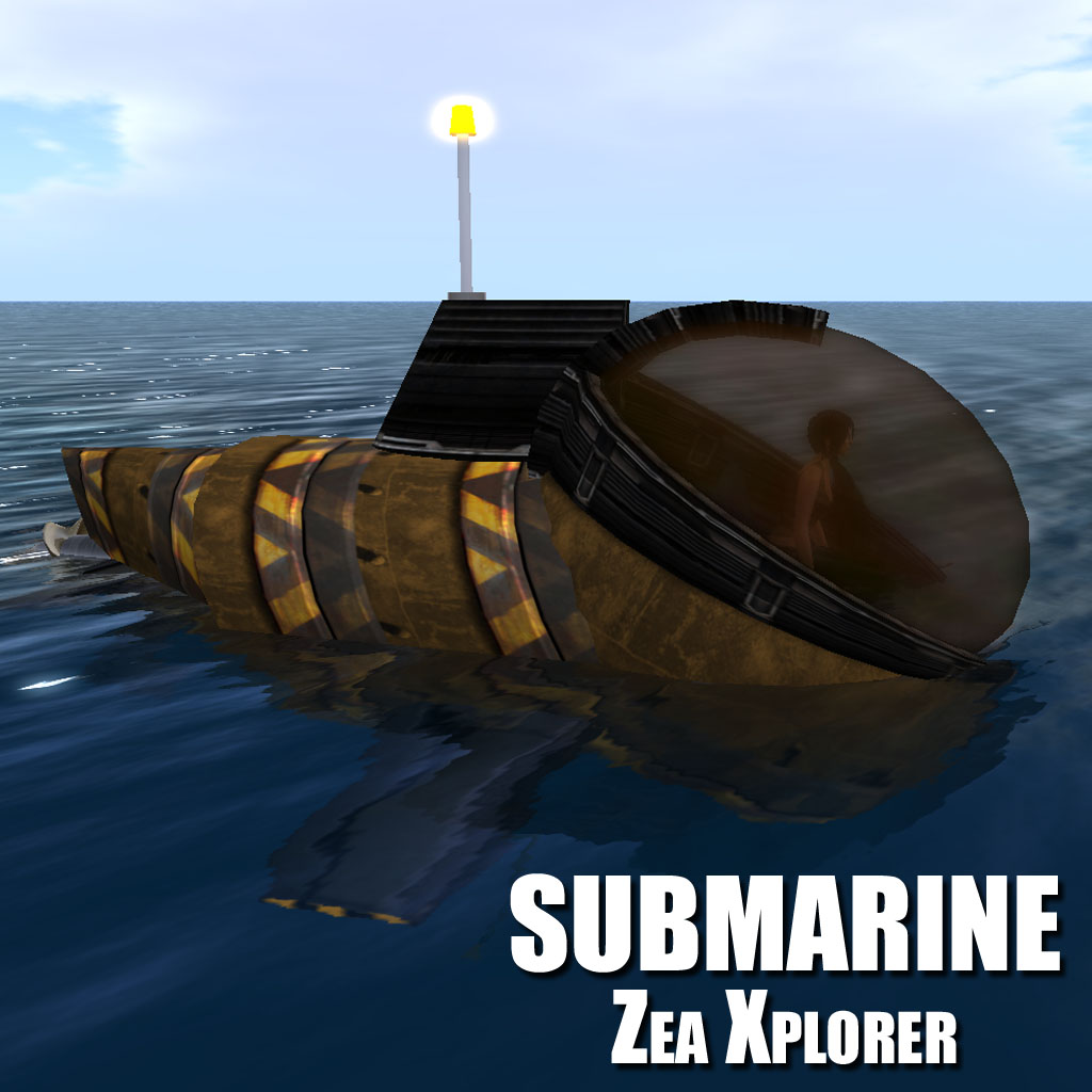 Submarine: Zea Xplorer photo 3
