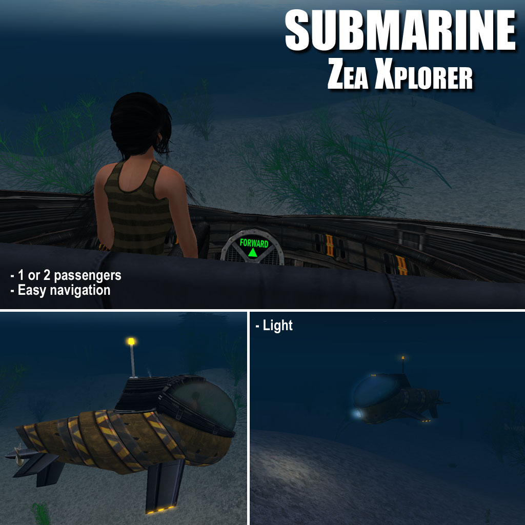 Submarine: Zea Xplorer photo 4