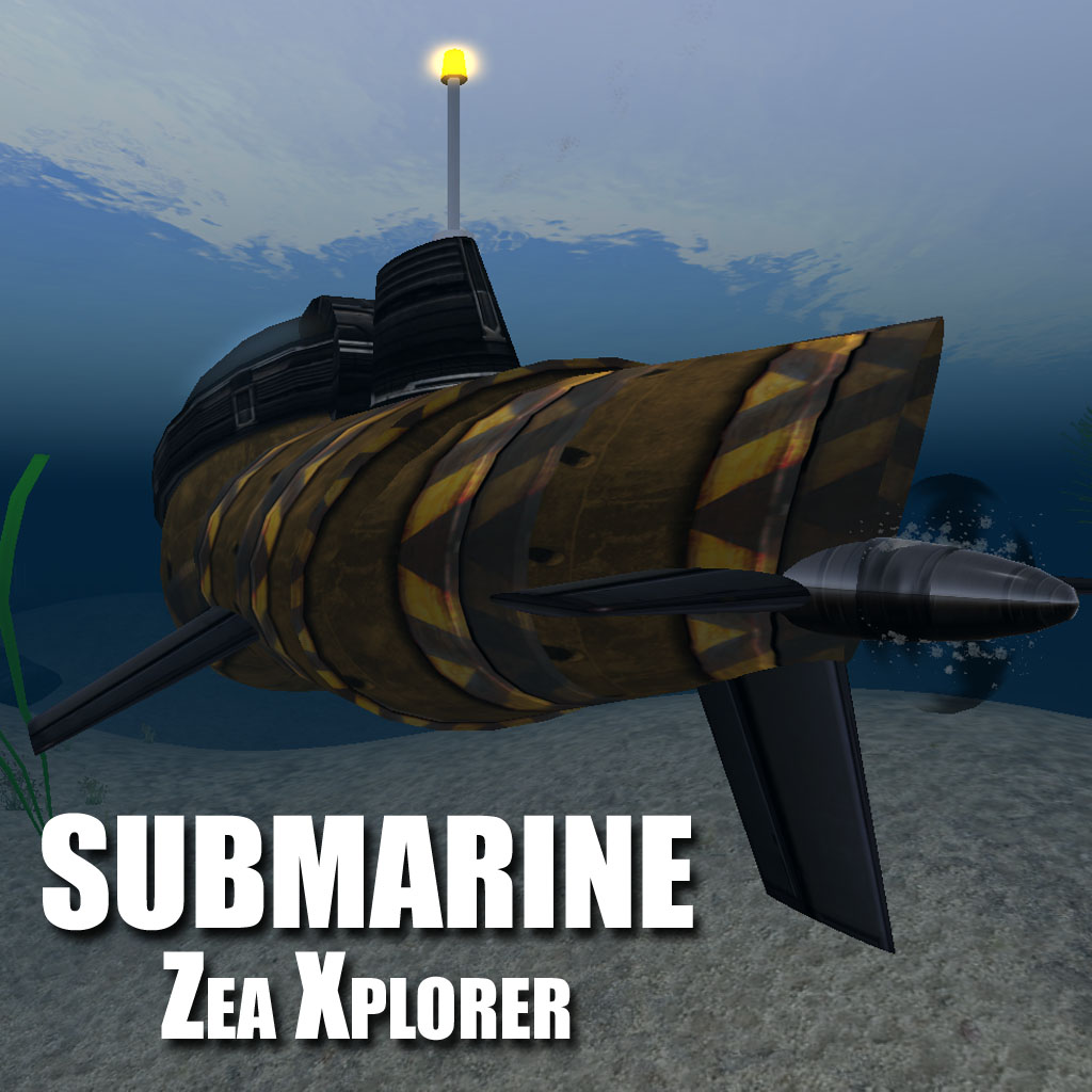Submarine: Zea Xplorer photo 5